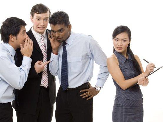 10 nguyên tắc vàng nơi công sở