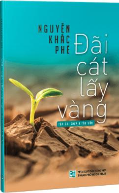 Đãi cát lấy vàng – Tập ghi chép & tản văn