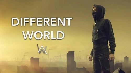 Different World – Alan Walker – feat. Sofia Carson, K-391 & CORSAK