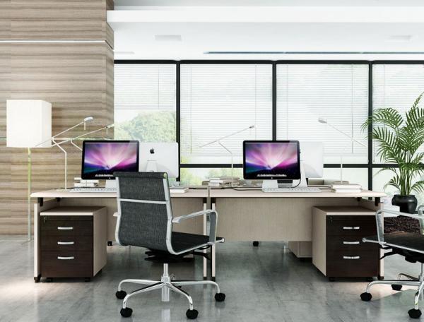 Không gian làm việc cũng là nguyên nhân khiến bạn căng thẳng
