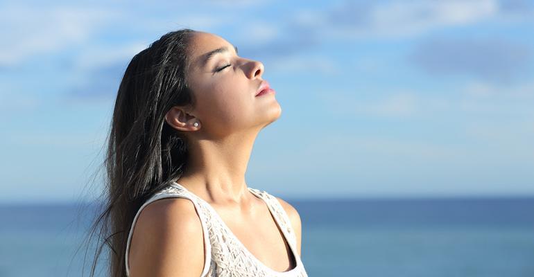 Hít thở sâu và những lợi ích không ngờ P1