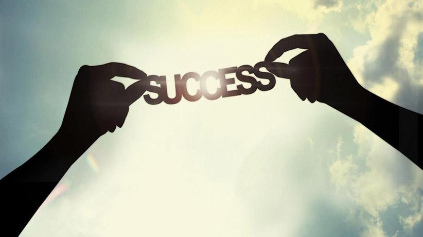 Để thành công lên tiếng