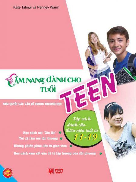 Cẩm Nang Dành Cho Tuổi Teen – Giải Quyết Các Vấn Đề Trong Trường Học